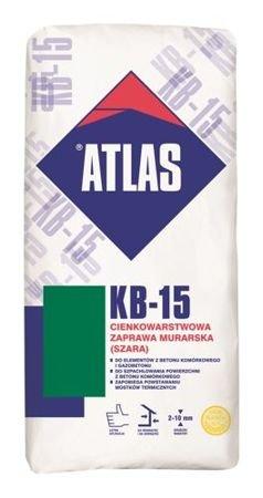Zaprawa murarska Atlas