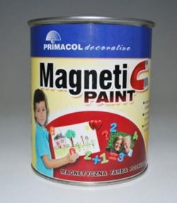 "Primacol Farba magnetyczna ""Magnetic Paint"" 0,75 l"